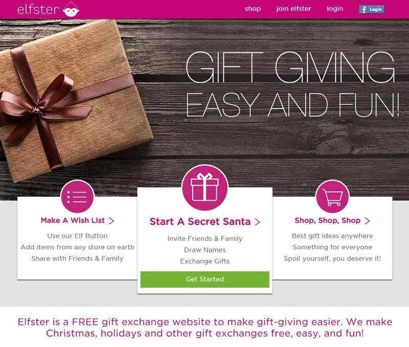 simplify giving - family christmas gift exchange ideas - secret santa drawing names & Simplify Giving u2013 6 Family Christmas Gift Exchange Ideas u0026 Tools ...