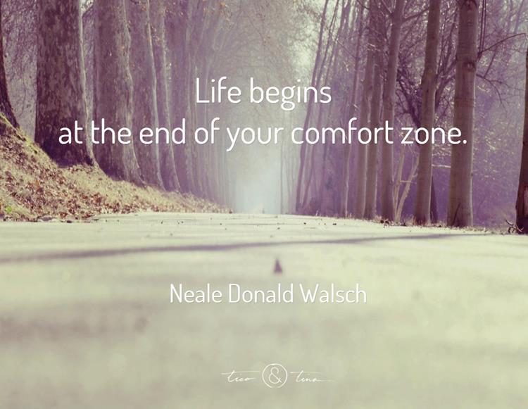 comfort zone quote 1
