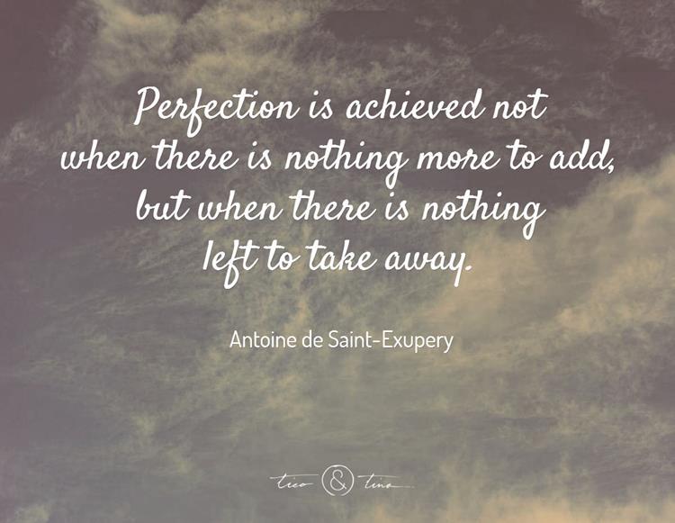 perfection quote 1