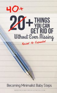 40-things-you-can-get-rid-of-without-even-missing-becoming-minimalist