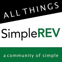 All Things SimpleREV podcast   minimalism   simple living