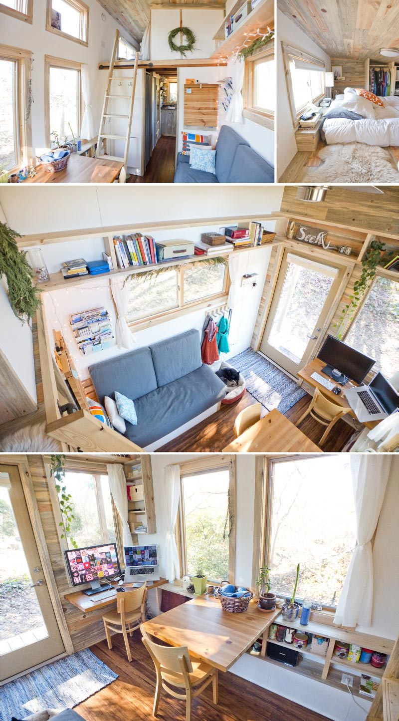 Simplifying Living Space - Tiny House Living for Families ...