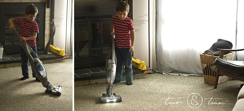 the perfect minimalist vacuum - the Hoover Air Cordless