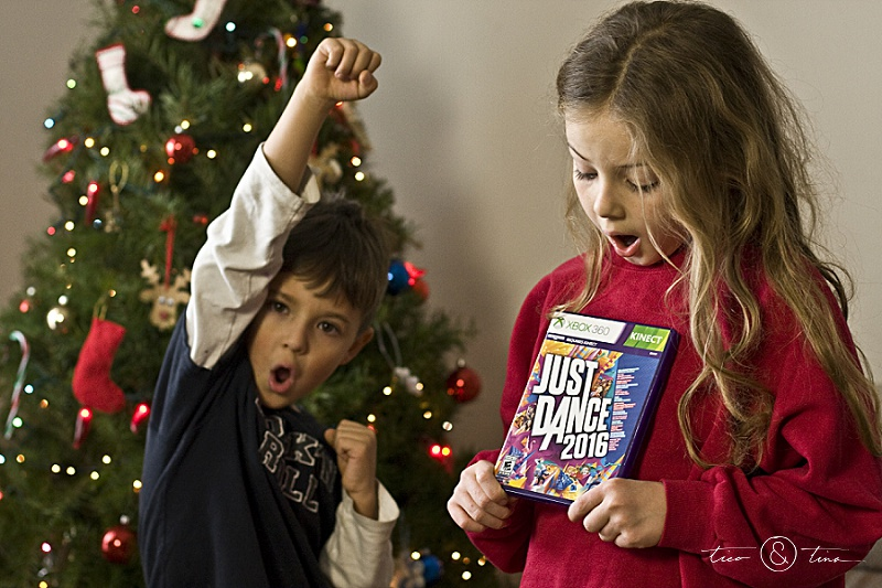 Just Dance 2016 fun family activity tradition