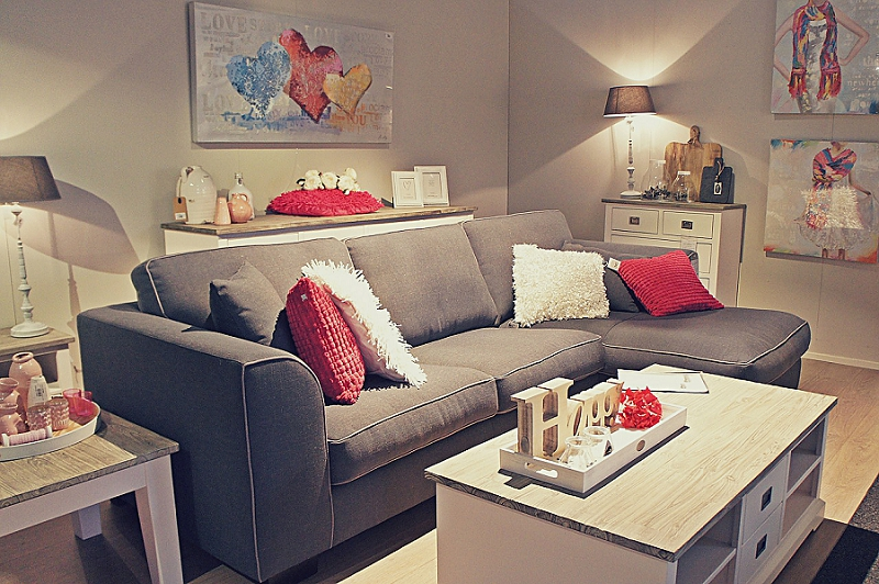 how to organize your living room - get rid of furniture