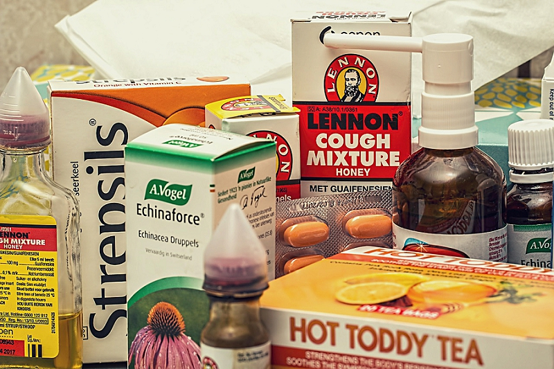 Declutter Your Bathroom & Laundry Room: 8 Things to go !  - get rid of medicine