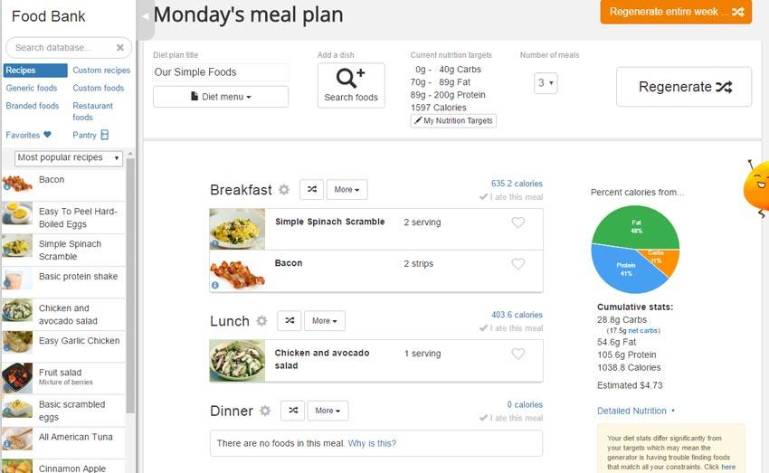 20 tools that will help you crush weekly meal planning | how to plan meals, how to meal plan, easy meal plans | Eat This Much review