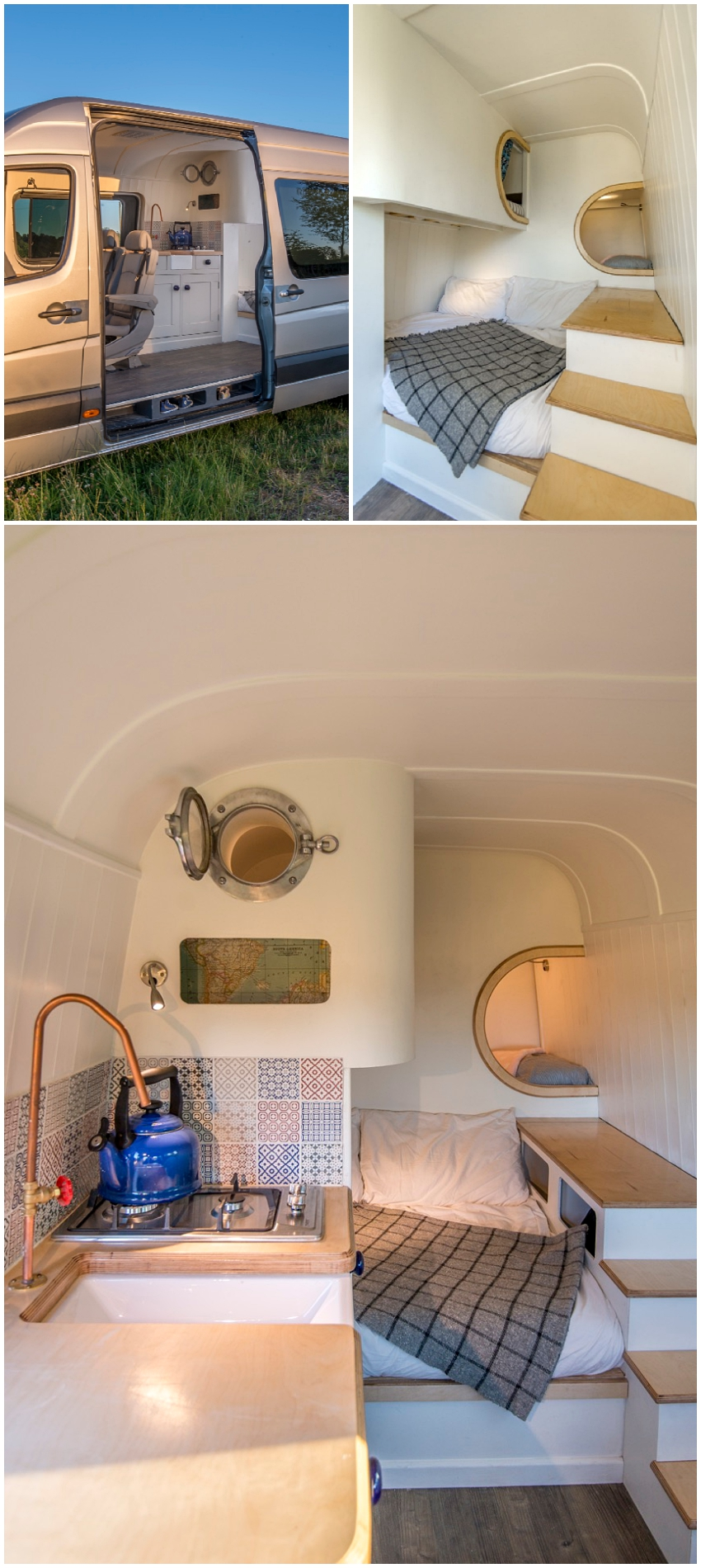 10 Brilliant RV Remodel Ideas for Better Use of Space - Tico ♥ Tina