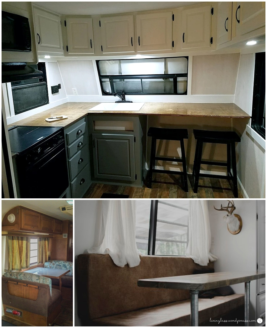 10 Brilliant Rv Remodel Ideas For Better Use Of Space Tico Tina