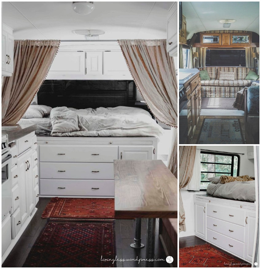 10 Brilliant RV Remodel Ideas for Better Use of Space - Tico ...