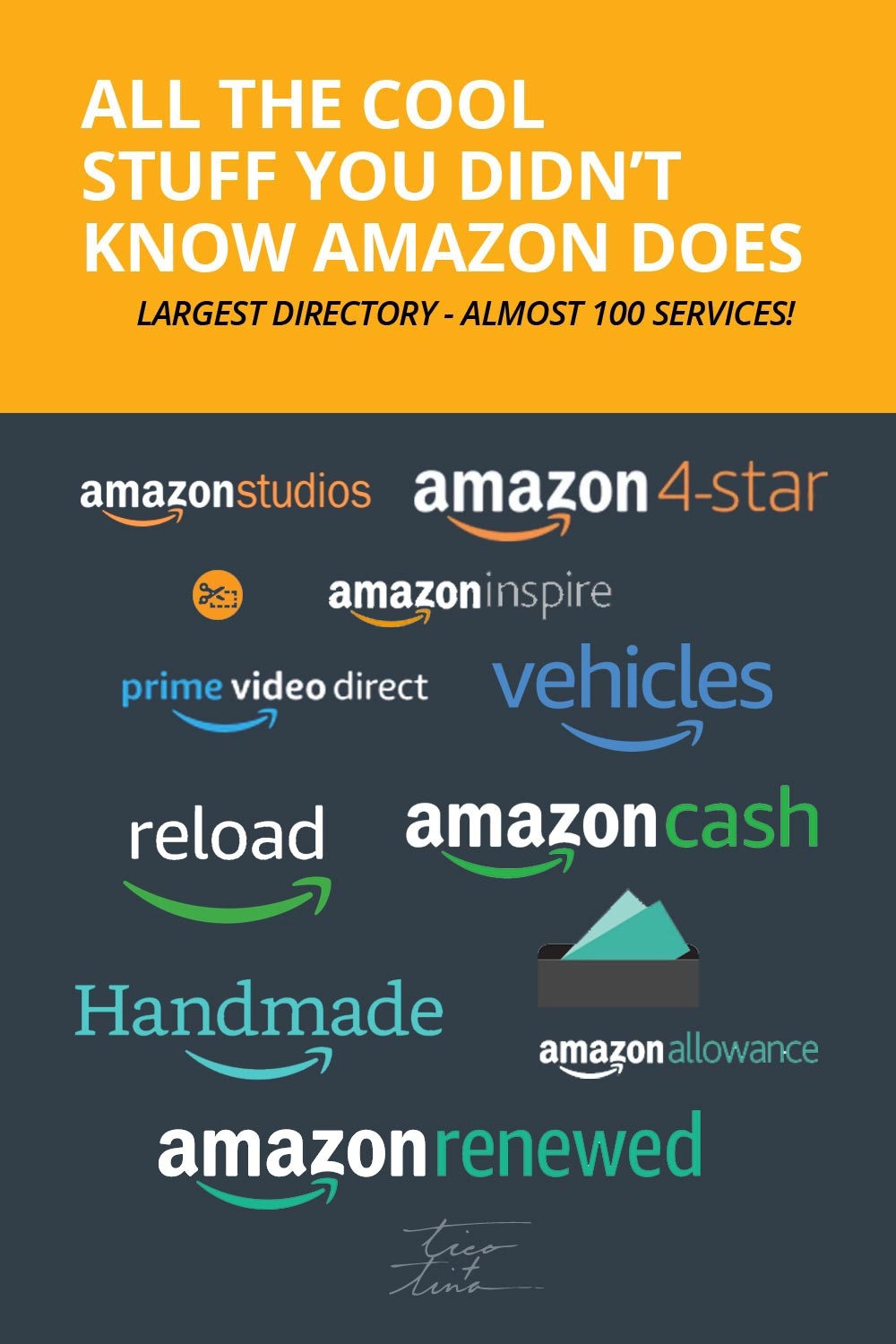 All the Cool Amazon Services You Haven't Heard of (including